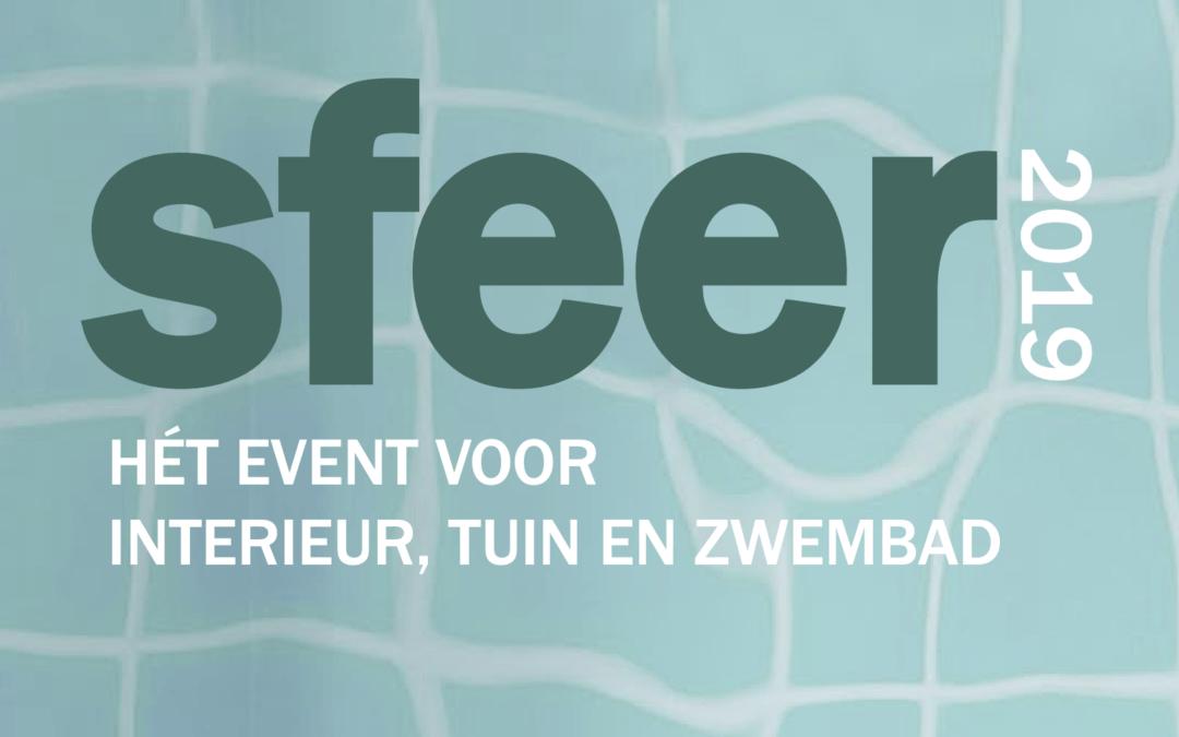 Dit weekend op Sfeer in Flanders Expo Gent!